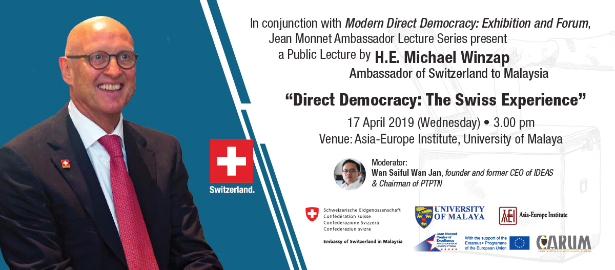 Direct Democracy: The Swiss Experience