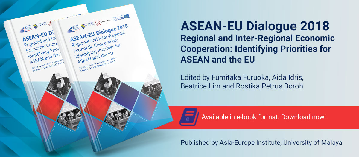 ASEAN-EU Dialogue 2018: Regional and Inter-Regional Economic Cooperation