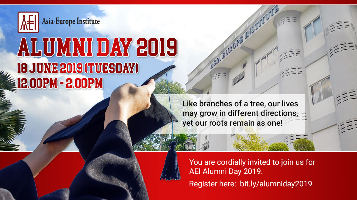 AEI Alumni Day 2019