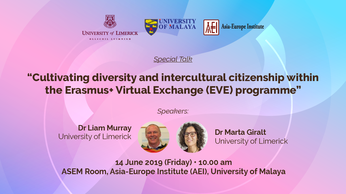 Cultivating diversity and intercultural citizenship within the Erasmus+ Virtual Exchange (EVE) programme
