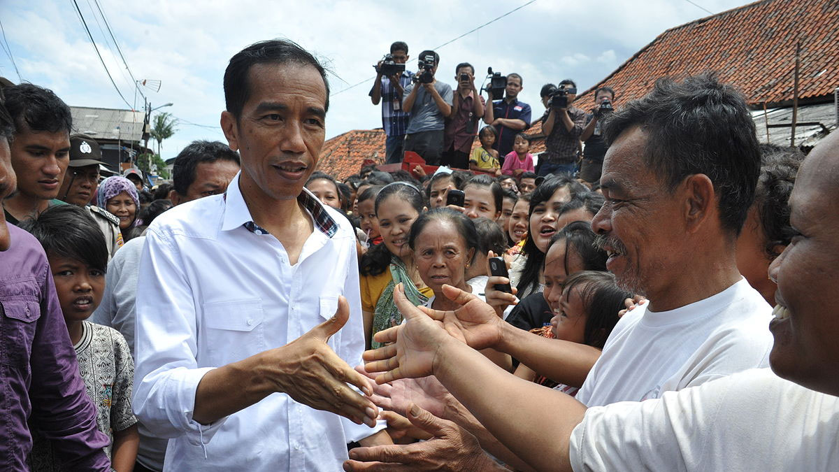 Indonesian Presidential Election: Jokowi 2.0