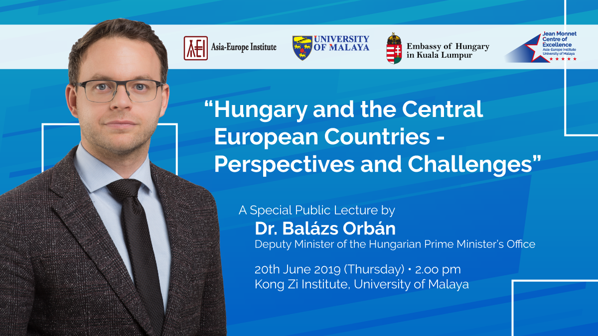 Hungary and the Central European Countries: Perspectives and Challenges