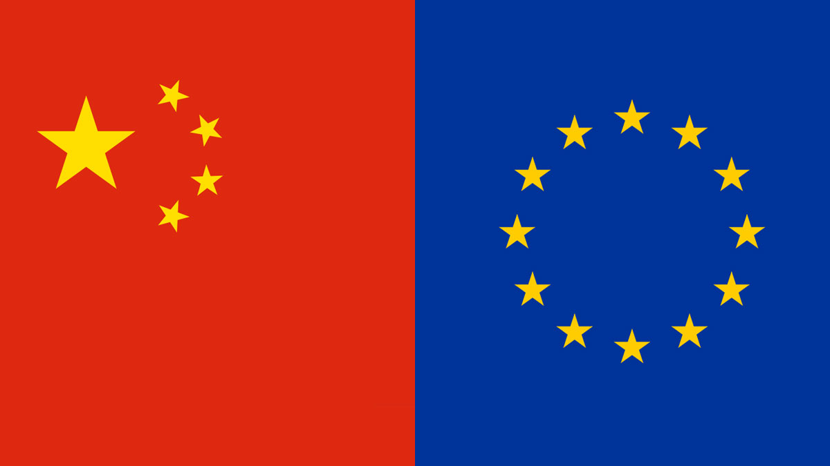 EU responds to China's belt and road initiative
