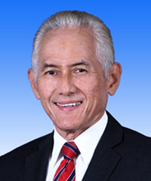 Datuk Dr. Abdul Rahim Hj. Hashim