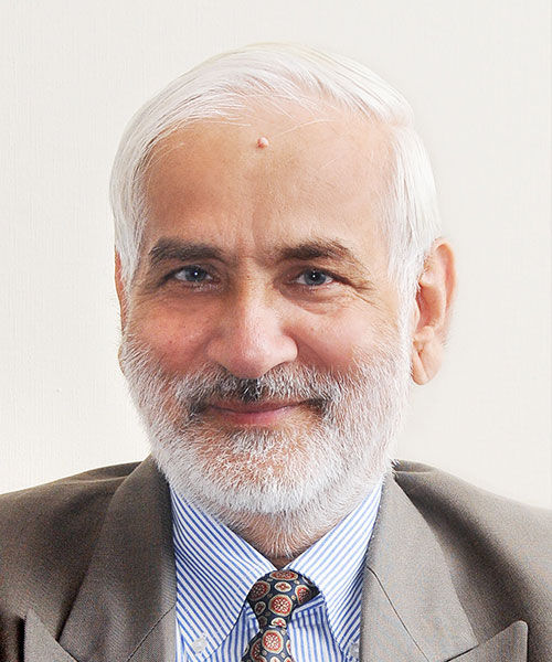 Professor Emeritus S.D. Muni