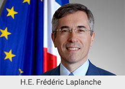 H.E. Frédéric Laplanche