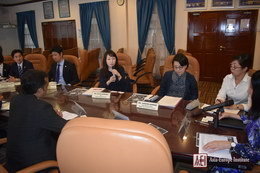 Visit from Japanese Companies Delegation 3