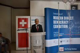 Swiss Direct Democracy: Exhibition & Forum 3