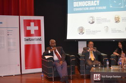 Swiss Direct Democracy: Exhibition & Forum 9