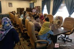 Visit from Wahid Hasyim University delegation 2