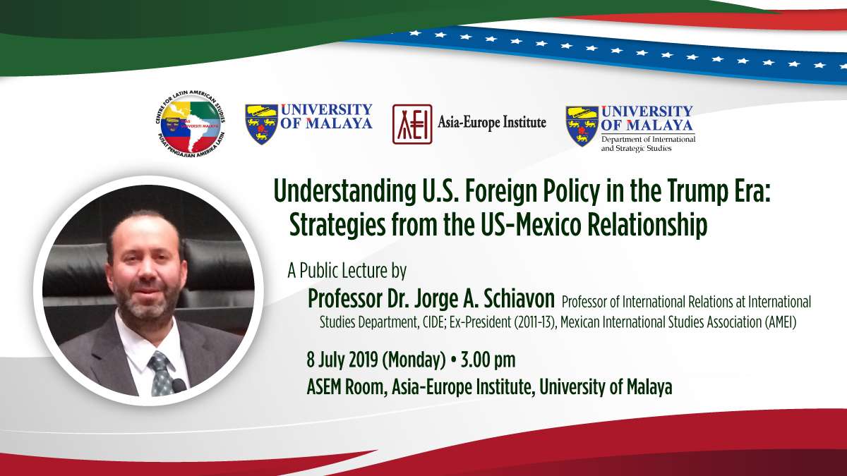 Understanding U.S. Foreign Policy in the Trump Era: Strategies from the US-Mexico Relationship