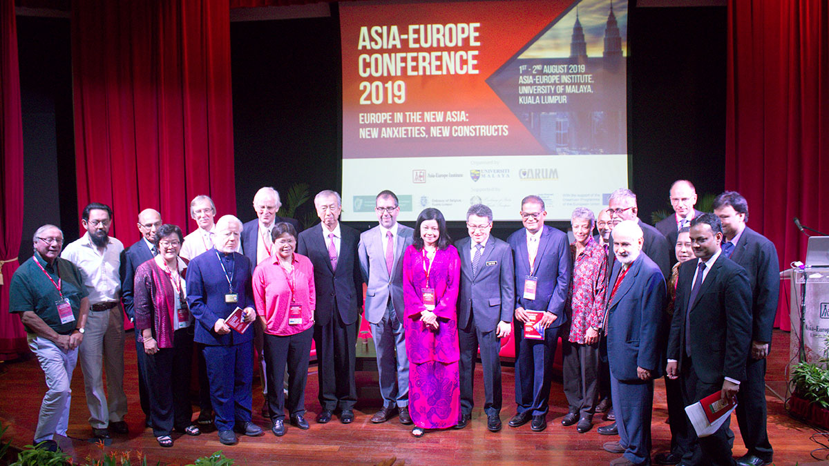 Engage more with Europe to strengthen international influence: Liew (The Sun Daily