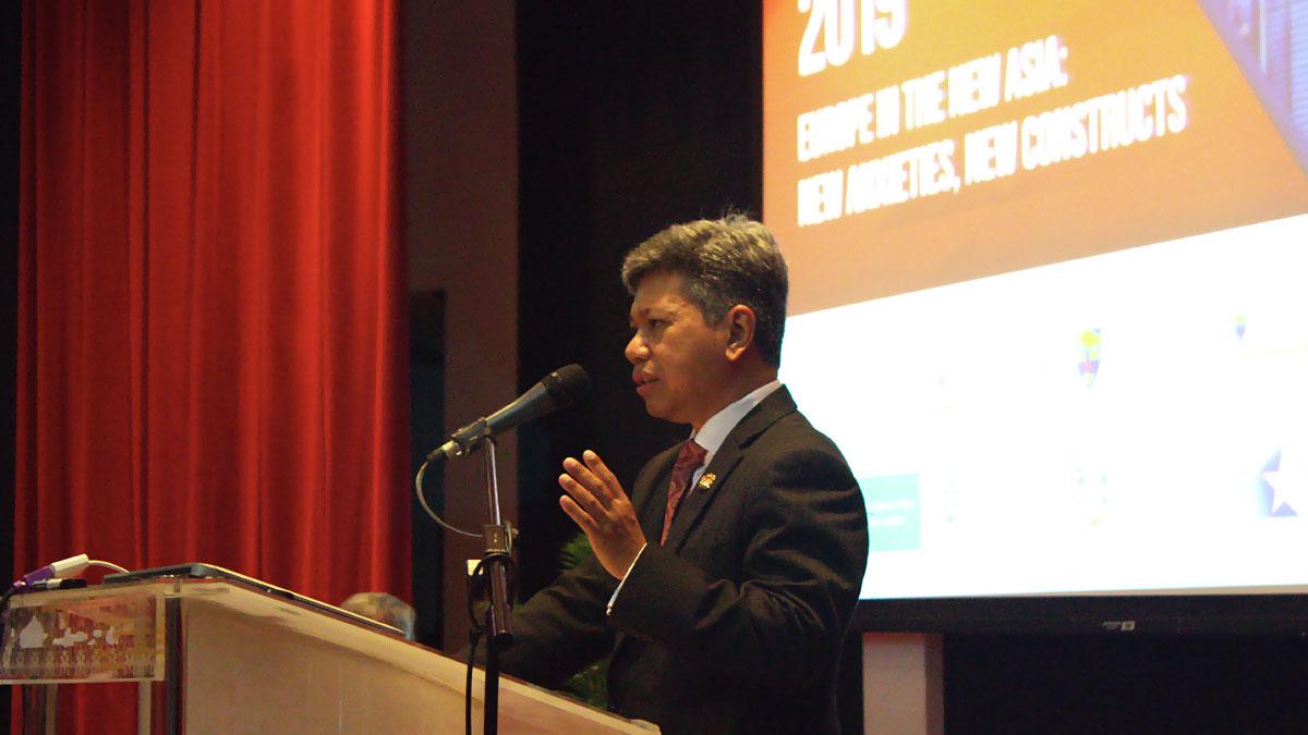 Keynote speech by YM Raja Dato' Nushirwan Zainal Abidin