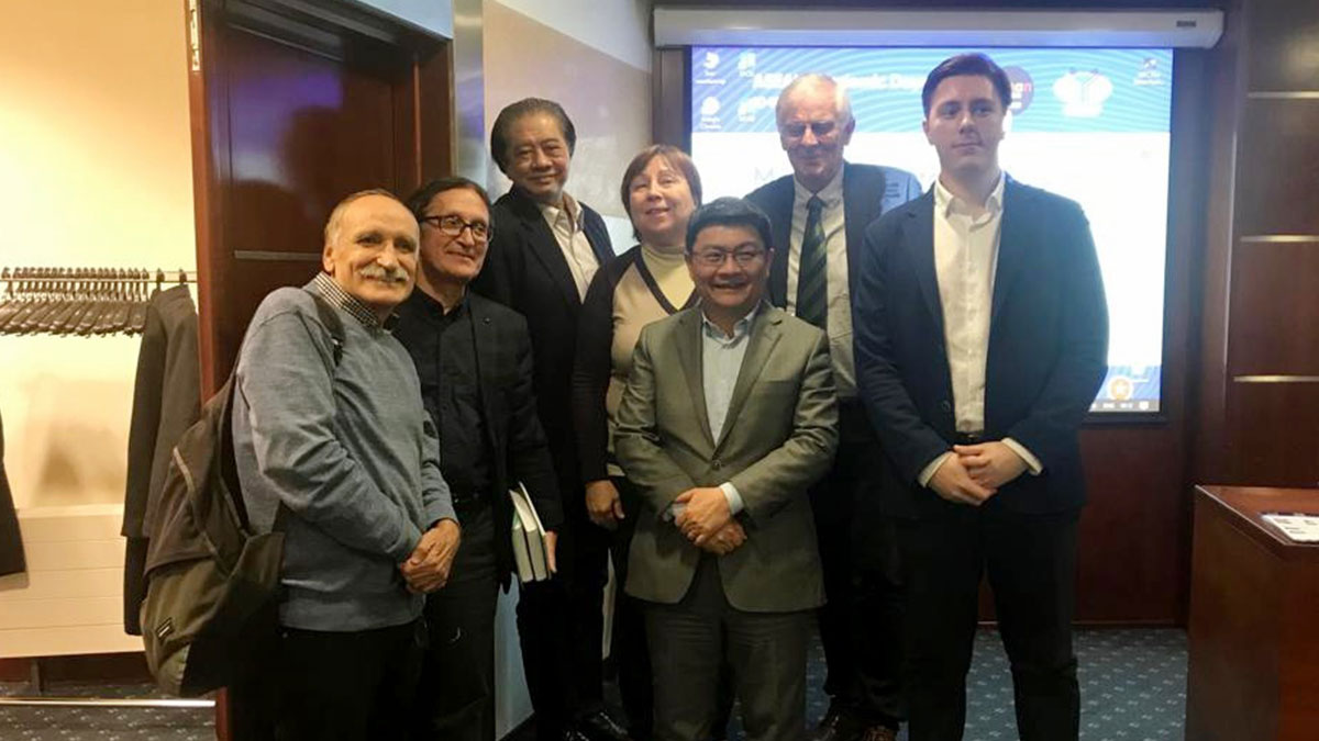 Malaysia-Russia relations in ASEAN studies