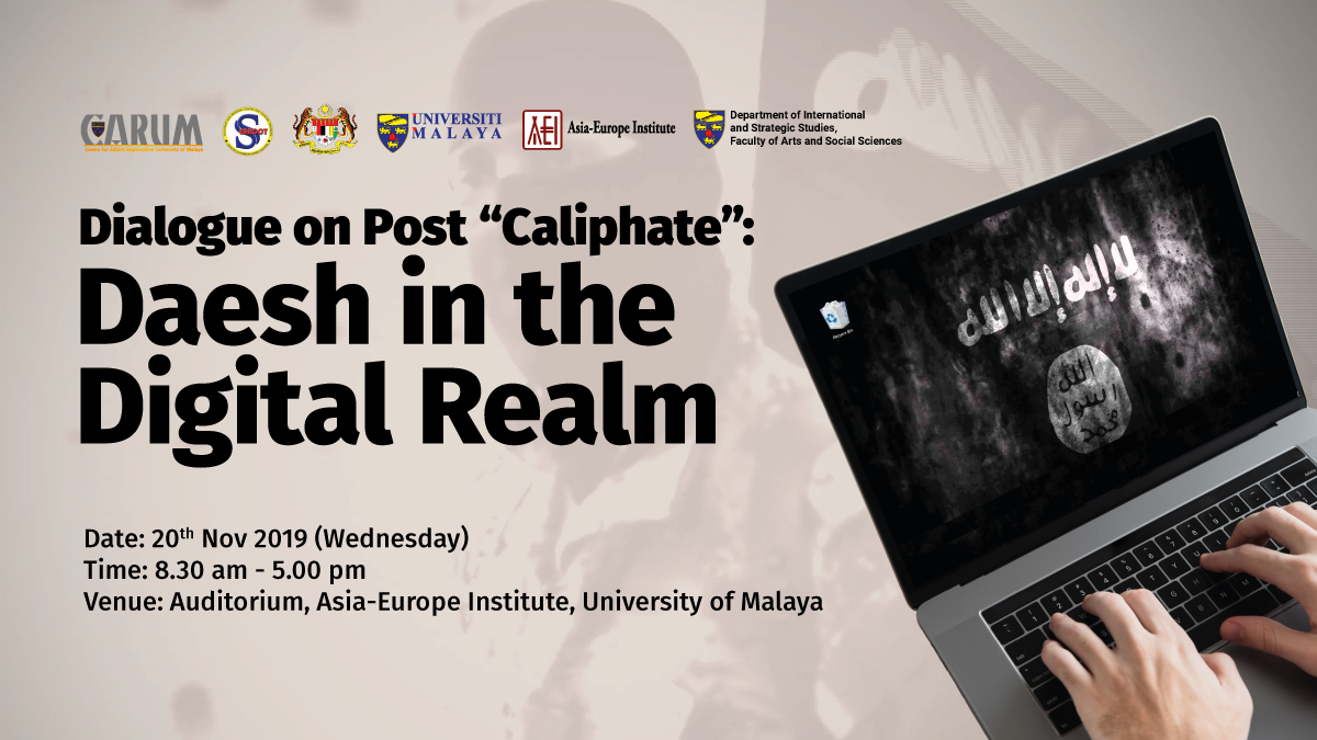 Dialogue on Post Caliphate: Daesh in the Digital Realm