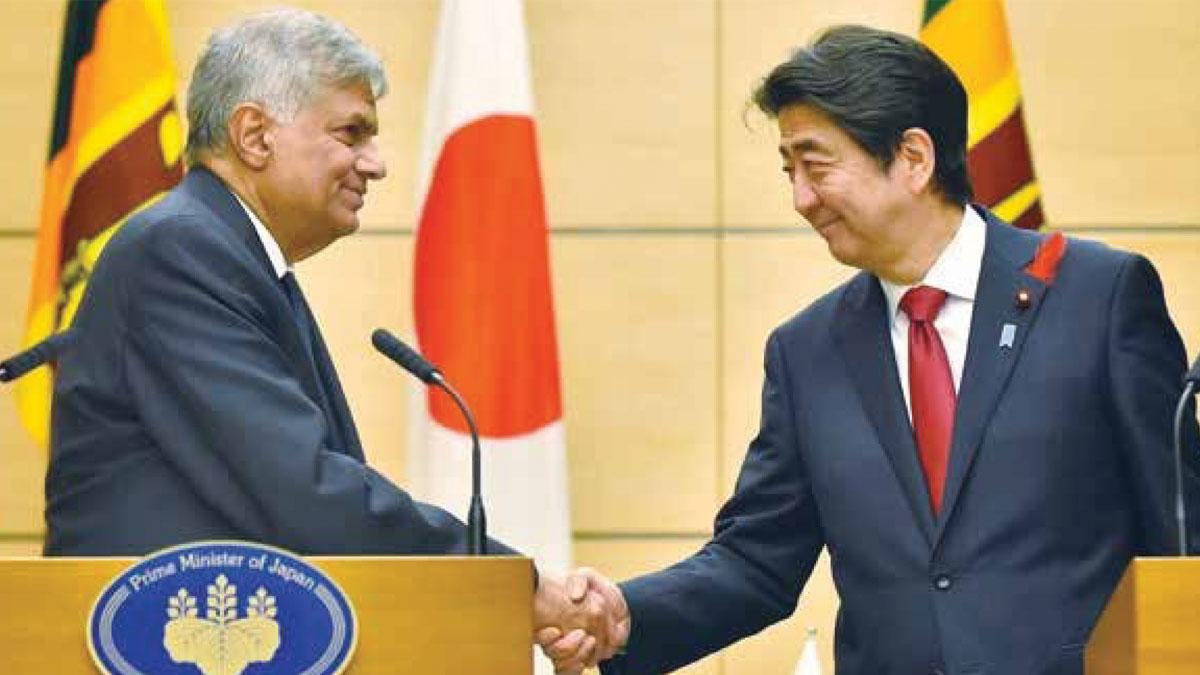 China Dynamic vs India-Japan presence in Sri Lanka