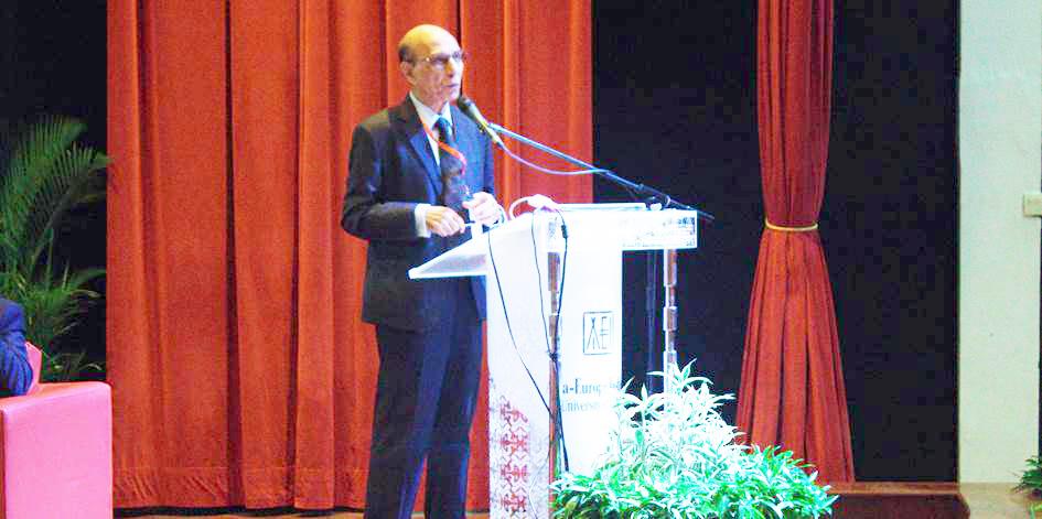 Tan Sri Mohamed Jawhar Hassan, Senior Advisor at the Asia-Europe Institute