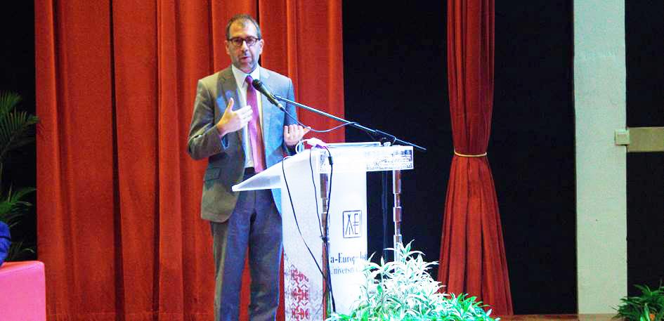 Professor Sven Biscop, Egmont Institute, Belgium