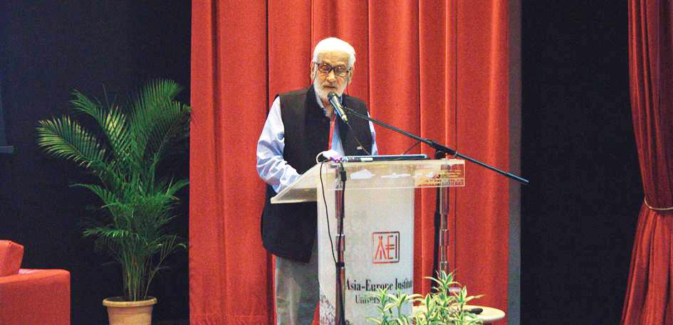 Professor S.D. Muni, Professor Emeritus, School of International Studies, Jawaharlal Nehru University, New Delhi