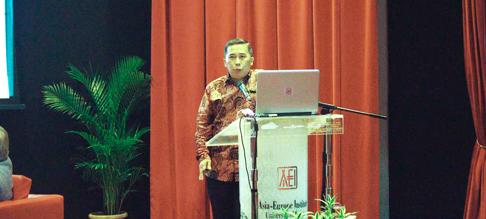 Prof. Yanyan Mochamad Yani, Professor of International Relations and Head of Centre for Foreign Policy and Diplomacy Studies at Padjadjaran University, Bandung, Indonesia