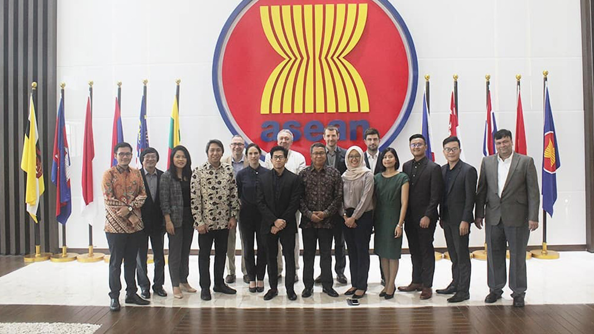Working Conference on ASEAN-UK Relations in the Changing Regional Architecture