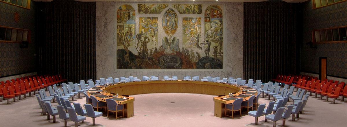 UN Security Council - New York City