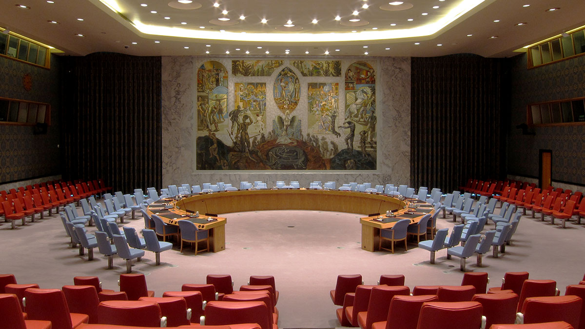 COVID-19: UN Security Council should urgently take lead