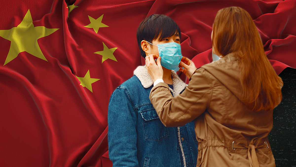 From the virus, a stronger more confident China