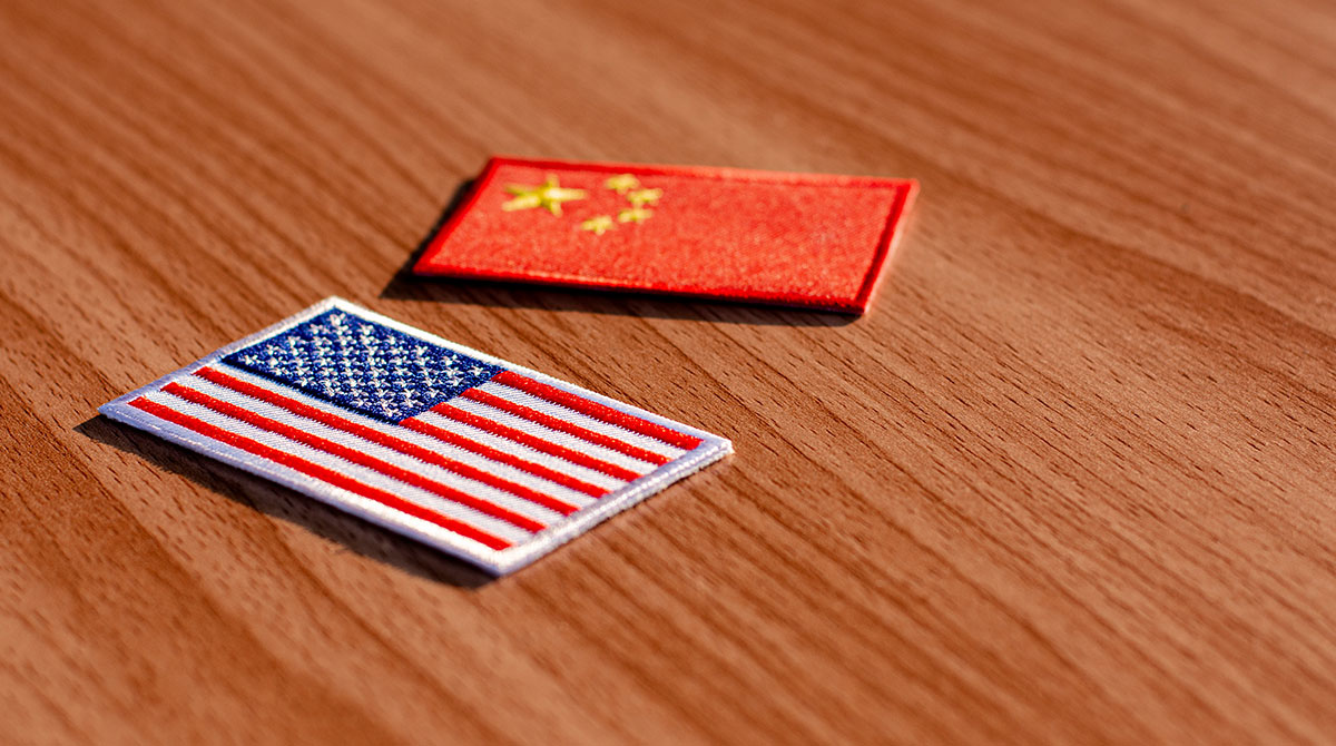 US-China ties going backwards
