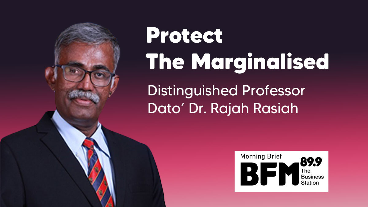 Protect The Marginalised
