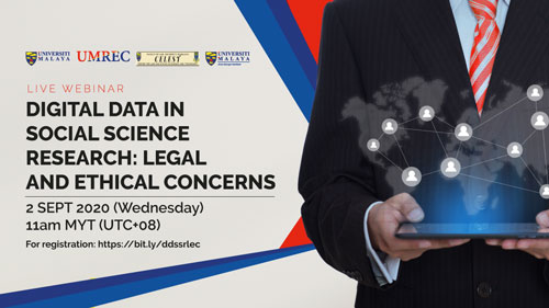 Digital Data In Social Science Research: Legal And Ethical Concerns