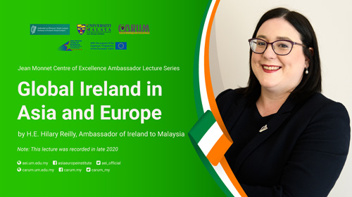 Global Ireland in Asia and Europe
