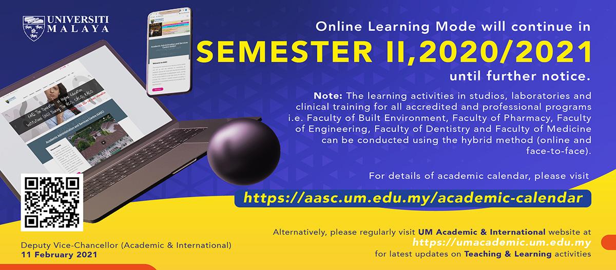 Online Learning Mode
