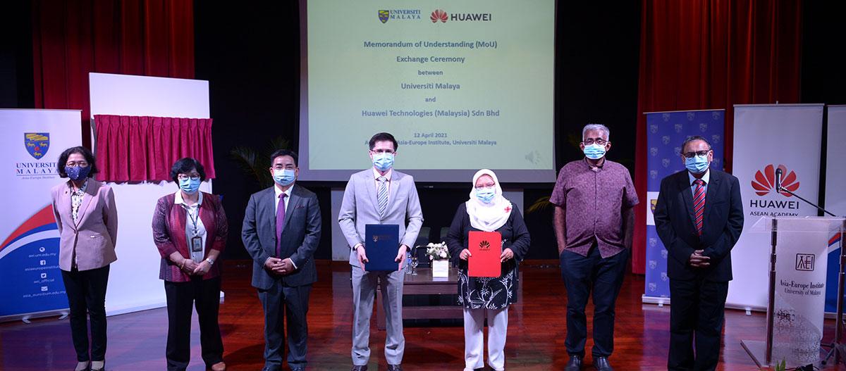 MoU Exchange Ceremony