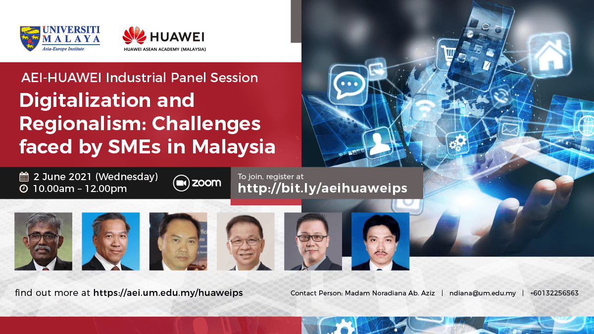 Digitalization and Regionalism: Challenges faced by SMEs in Malaysia