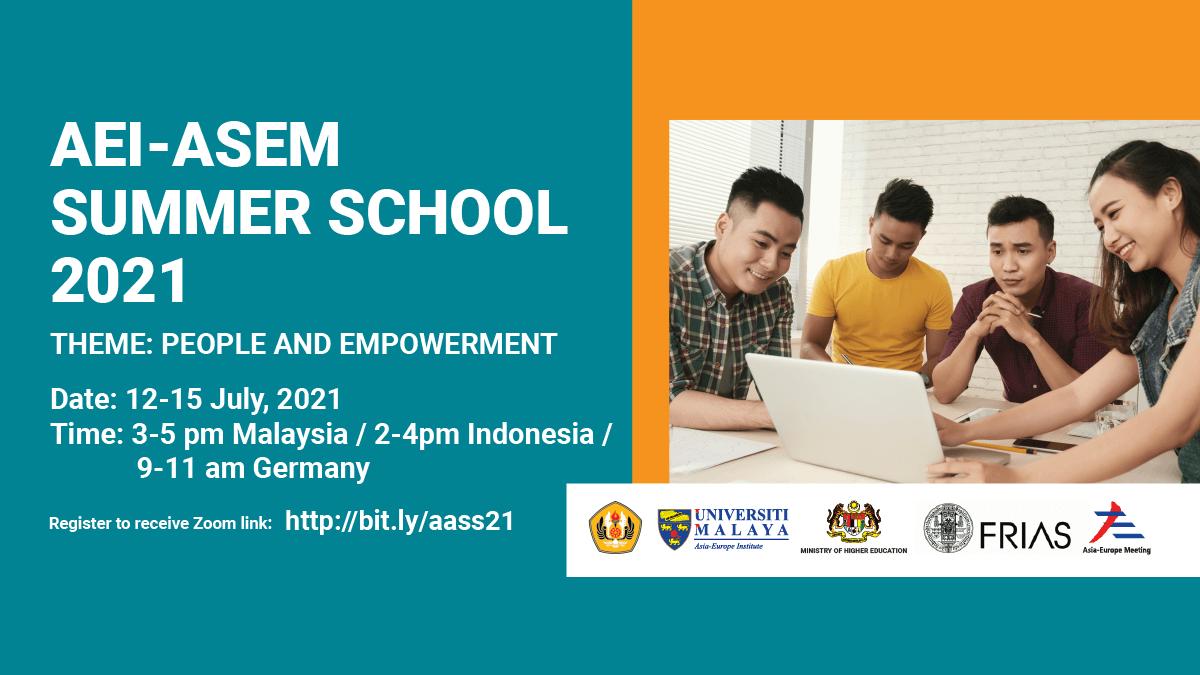 AEI-ASEM Summer School 2021
