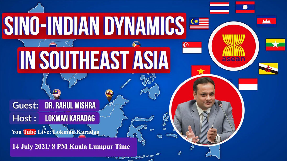 Sino-Indian Dynamics in Southeast Asia