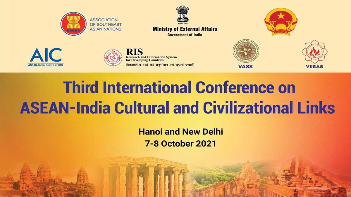 Third International Conference on ASEAN-India Cultural and Civilizational Links