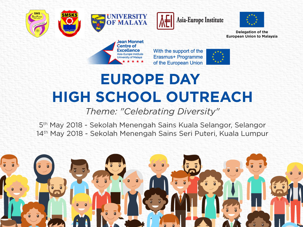 Europe Day High School Outreach