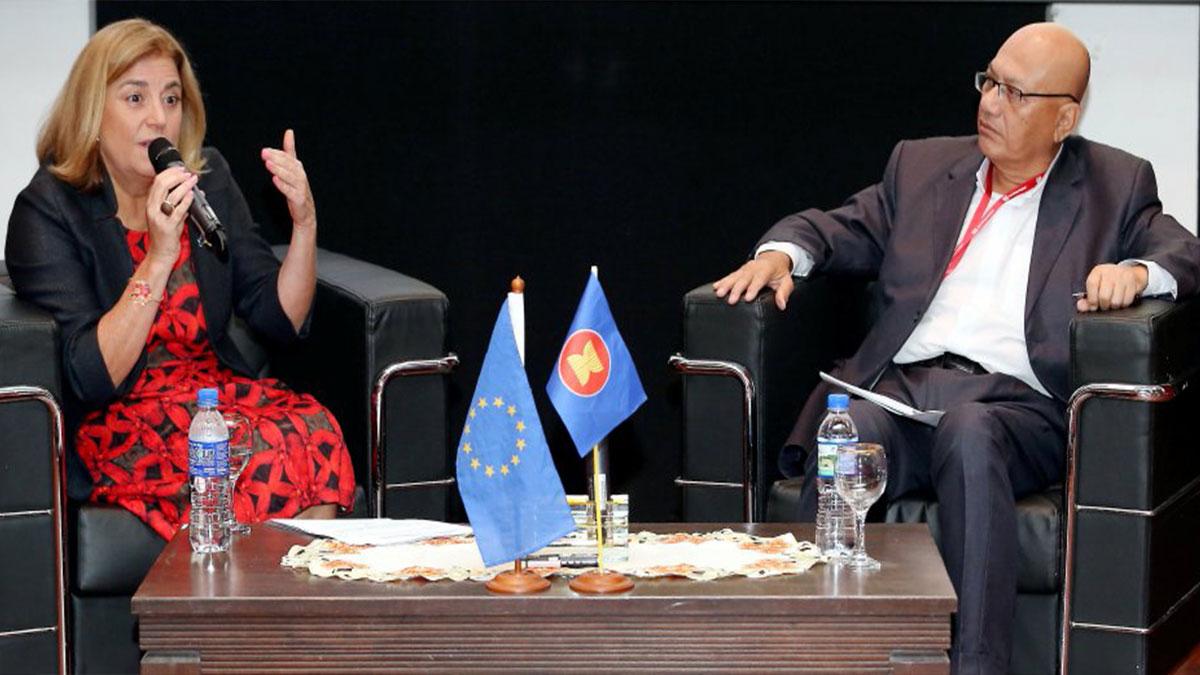 Kestabilan Asia Tenggara penting bagi EU
