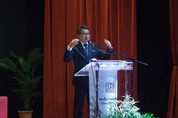 YB Senator Liew Chin Tong, Deputy Defence Minister of Malaysia