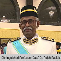 Distinguished Professor Dato' Dr. Rajah Rasiah