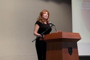 Dr. Philippa 'Pippa' Malmgren, American policy analyst.
