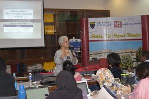 Dr. Maya Khemlani David