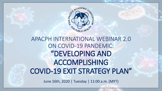 Developing and Accomplishing COVID-19 Exit Strategy Plan