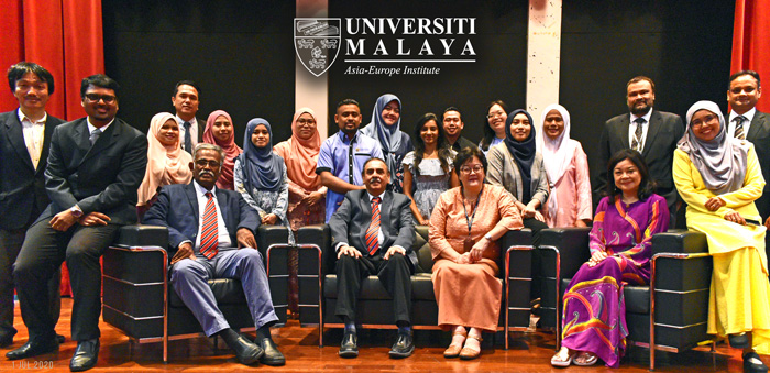 AEI Management, Academics and Support Staff 2020