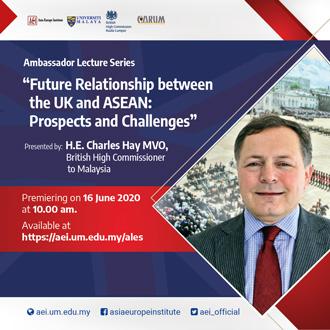 AEI Ambassador Lecture Series