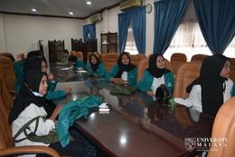 Universitas Wahid Hashim Visit Image 1
