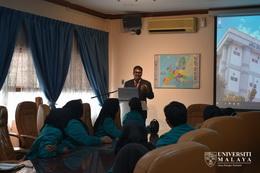 Universitas Wahid Hashim Visit Image 2