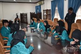 Universitas Wahid Hashim Visit Image 4